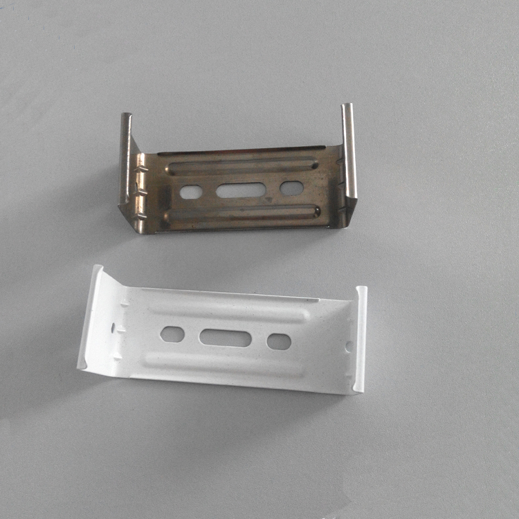 100% Factory Price Metal Stamping Slotted Angle Bracket