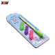 Handwriting colors silicone pencil grips for children