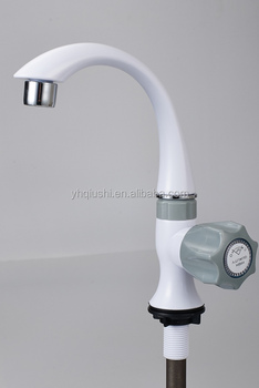 Sanitary Ware Plastic Stainless Steel Water Tap Kitchen Mixer - Plastic bathroom faucet