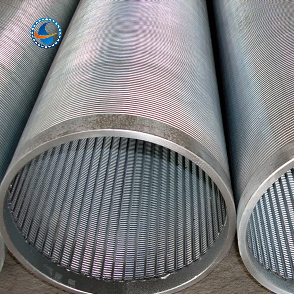 Anping sand control 1.5mm continuous gap v wire water well screen