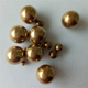 Brass balls threaded G3-G1000 solid brass ball 0.1-120mm hollow copper balls