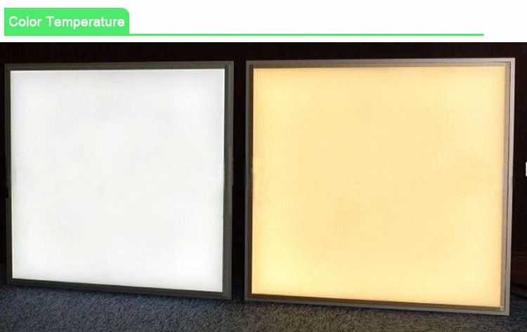 Aluminum Ceiling Project 36w Energy Saving 600x600 Led Panel
