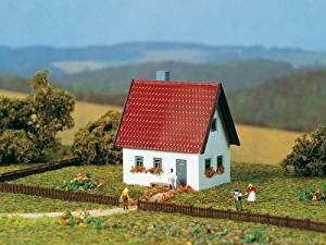 Auhagen - 14458 - Modélisme Ferroviaire - Bâtiment - Maison Pia