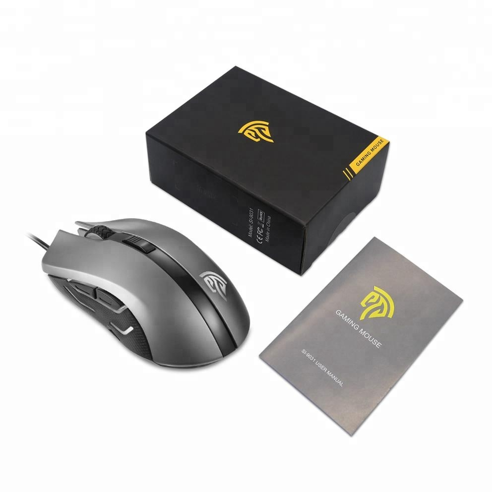 easysmx best selling products 2018 desktop gaming mouse gamer computer accessories and parts
