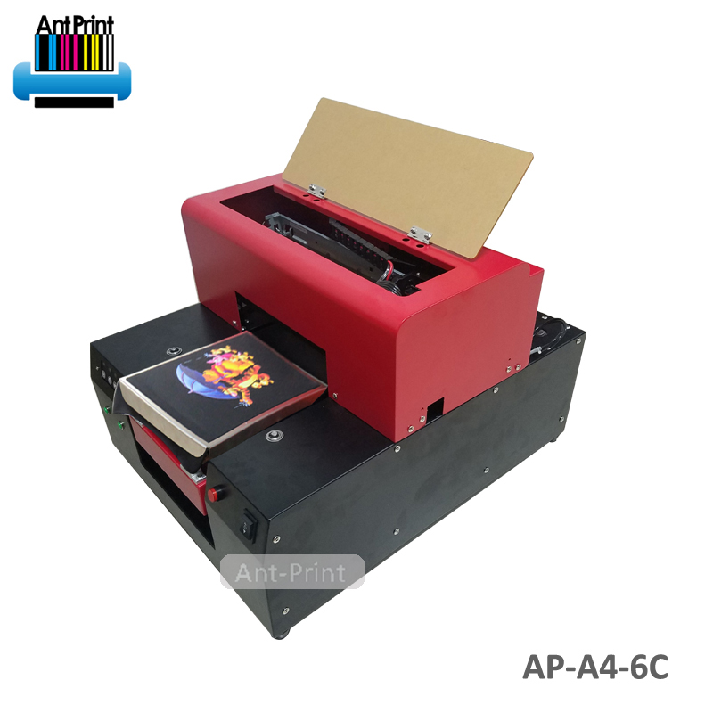 dc1517bf8 Hot sale cheap A4 size DTG printer for t-shirt direct on garment t-shirt  printing machine
