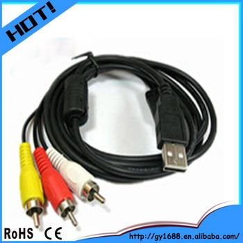 A/V Cables & Connectors