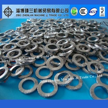 Self Lock Washer/Type Of Lock Washers/Standard Lock Washer For Lock Nuts
