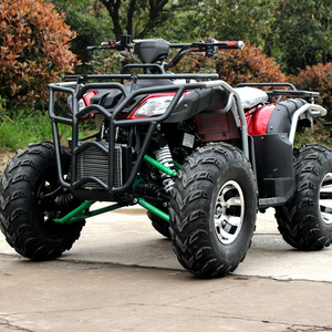Automatic adult 250cc ATV 4 wheel motorcycle
