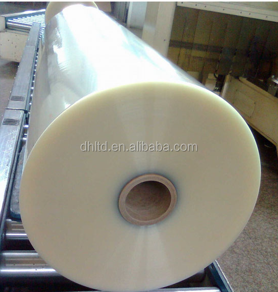 Heat sealable thermal insulation metalized 4.5 micron BOPET roll for roof