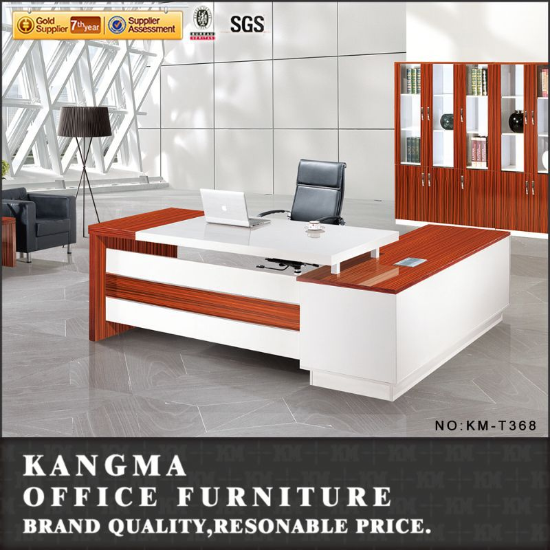 managerial table new model industrial style office desk