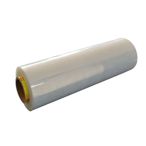 pallet strech wrap film plastic cling film jumbo roll 1500mm factory wholesale price