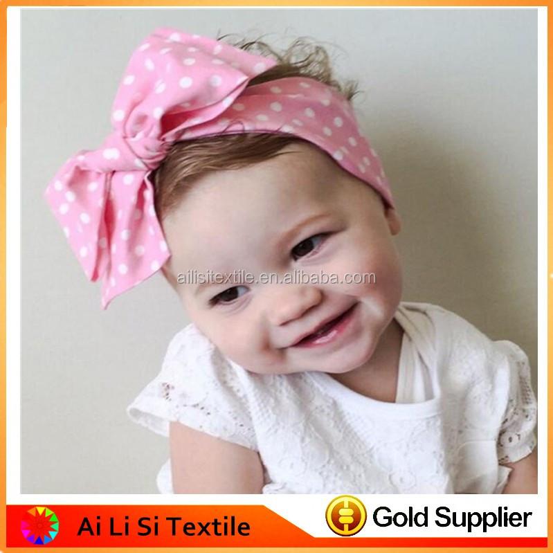 Wholesale Baby Cotton Headbands 715f70f33f0