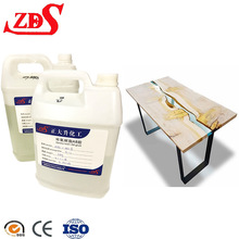 ultra clear epoxy resin/clear epoxy casting resin/epoxy resin for furniture made in china