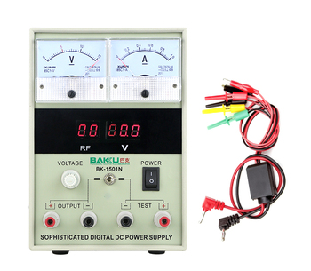 BAKU BK-1501N high voltage variable led switching 220v ac dc regulated usb power supply