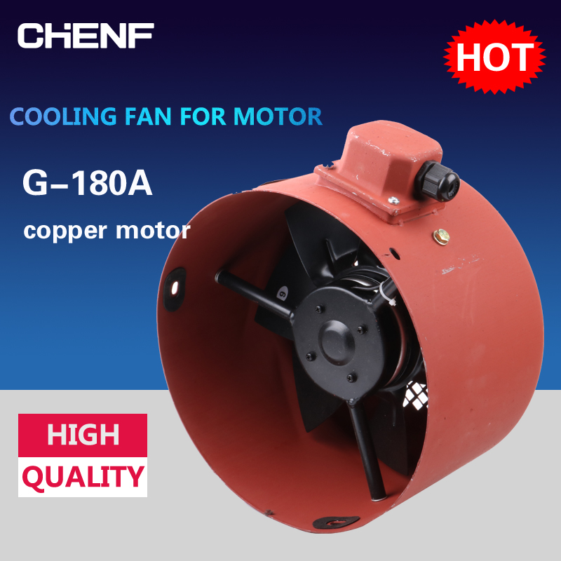 CHENF 3 phase Motor forced cooling <strong>fan</strong> 110V/220V/380V cooling <strong>fan</strong> for variable frequency motor