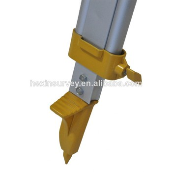 High quality aluminium tripod for total station