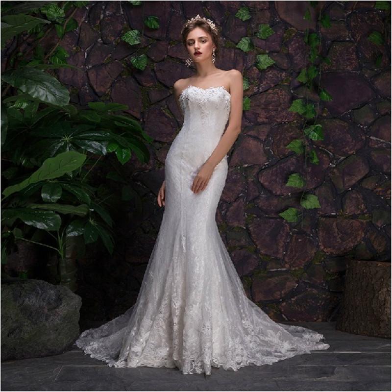 Wedding Gowns With Swarovski Crystals: Vestidos De Novia Swarovski Crystal Wedding Dress Robe De