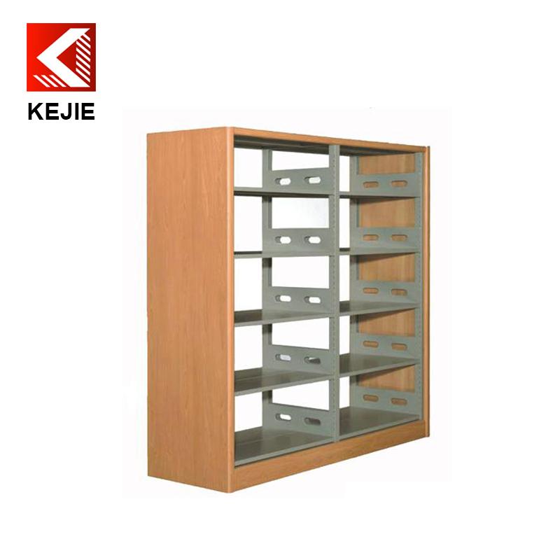 librera con puertas y cajones blanco esquina estantera estantera vertical