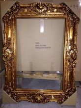 Top gold museum antique resin frame photo