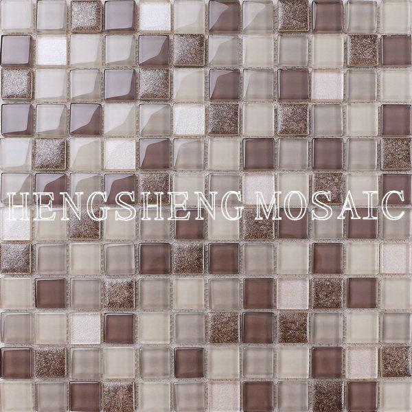 Murales De Cerámica Mosaico De Vidrio Decorado Para Murales