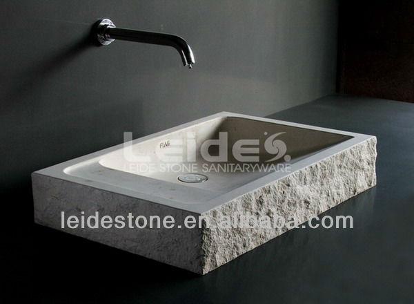 Stone Trough Sink Limestone Sink Limestone Wash Basin