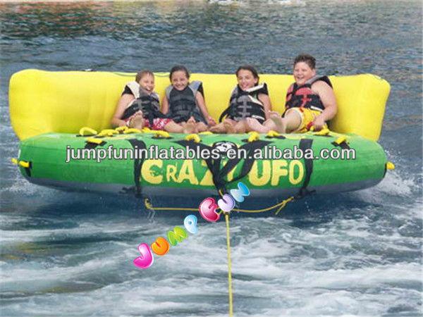 Water skiing tubes