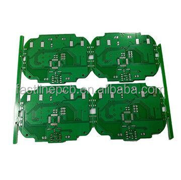 Electronic Prototype Relay Rogers Fiberglass Fr4 94Vo Pcb Board Holder from China