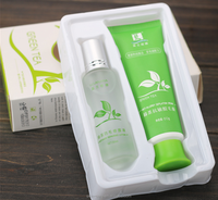 Rolanjona green tea whitening & smooth permanent hair remover body hair removal