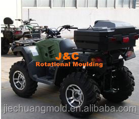 Rotomolding Plastic ATV Box , Durable Plastic Trail Cases for Motorcycle