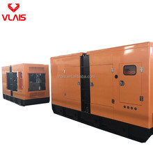 Guangzhou Factory supply Low price of 1000kva 100% copper super silent diesel generator