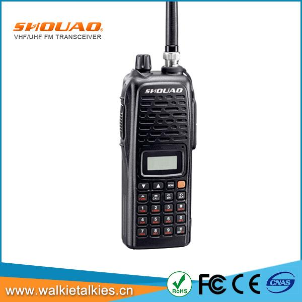 SHOUAO wireless long range LPD vhf walkie talkie radio set