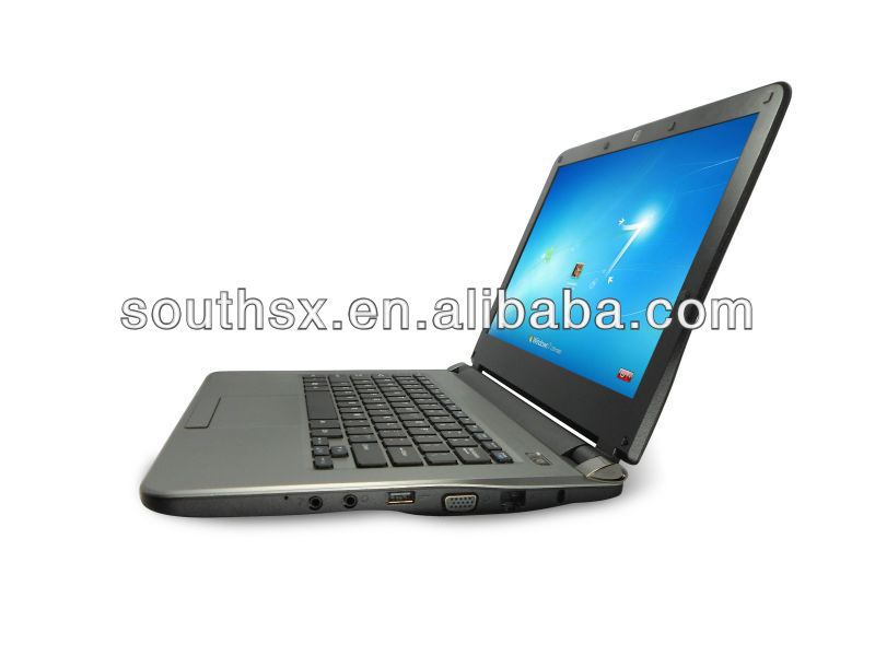 13.3 inch intel i3 core netbook cheap laptop with i3 notebook price of notebook computer