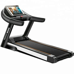 Factory Direct Deluxe Home Fitness Equipment Multifunction Electric Motorized Foldable Treadmill