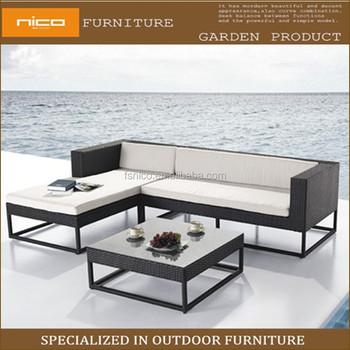 Great Metal Sofa Set Garden Furniture Design