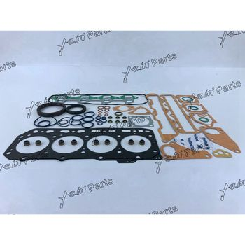 4D84-3 Cylinder Gasket Kit With Head Gasket For Yanmar