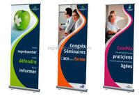 FLY new products high density inkjet digital printing matt of both sides pp paper