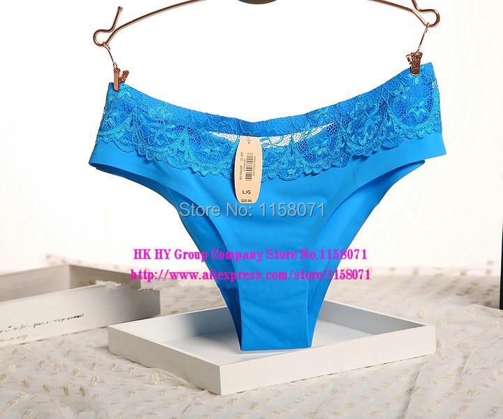 Women Ladies G-string Panties Seamless Thongs Lingerie Underwear Knickers HY