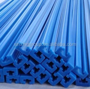 Uhmw Pe Chain Guides Polyethylene Conveyor Roller Chain
