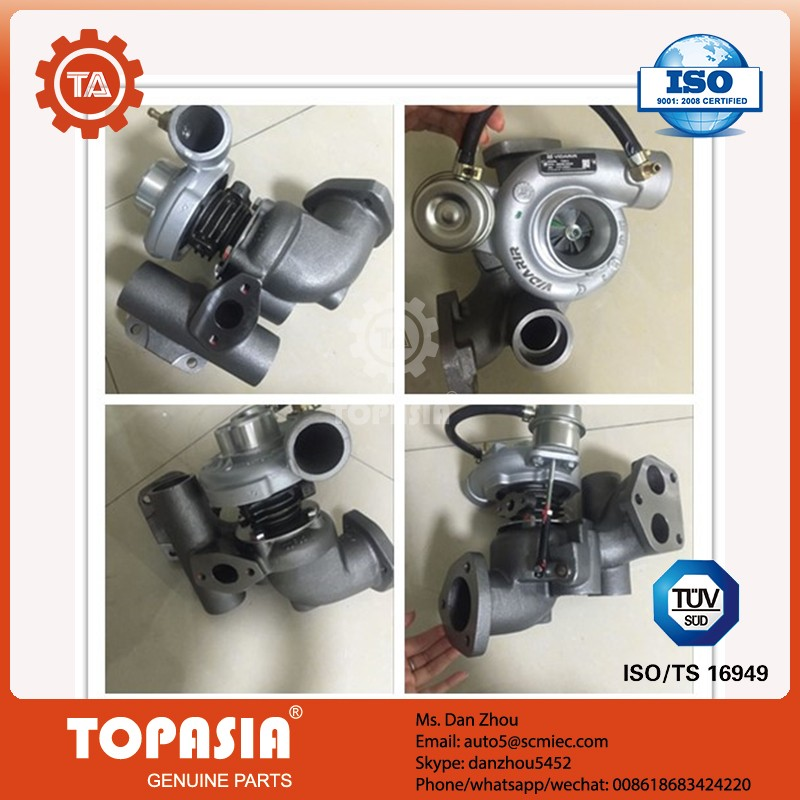 TOPASIA  Turbo charger T250- 04 452055- 5004S for RANGE ROVER 300TDI