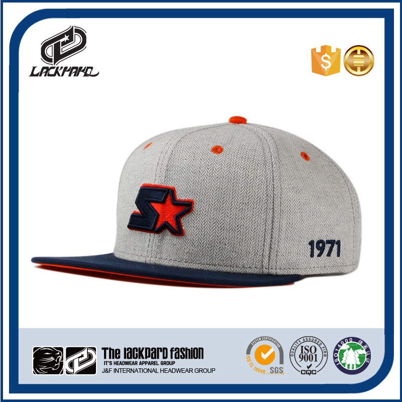 Promotion custom embroidery snapback hats wholesale mesh trucker caps