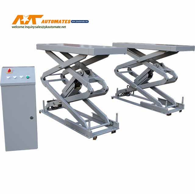 Vehicle lift with 3.5 Ton capacity hydraulic car lift cheap price