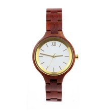 Silvano Wood Carved Watches Top 10 Women Watches