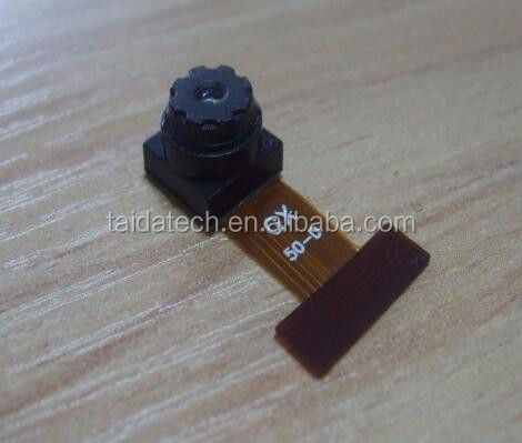 24 pins interface cmos image sensor night verison camera module ov7725