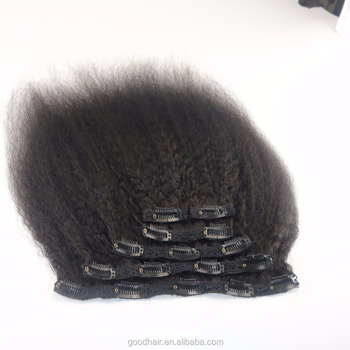54b2b6295e3 cash on delivery in india yaki clip in hair extensions for short hair china  supplier clip