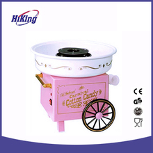 electric old fashion cotton candy floss maker machine