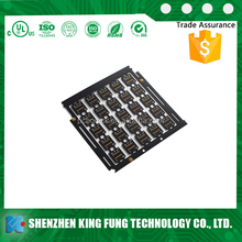Electornic Immersion Silver pcb,0.6mm Printed Circuit Board