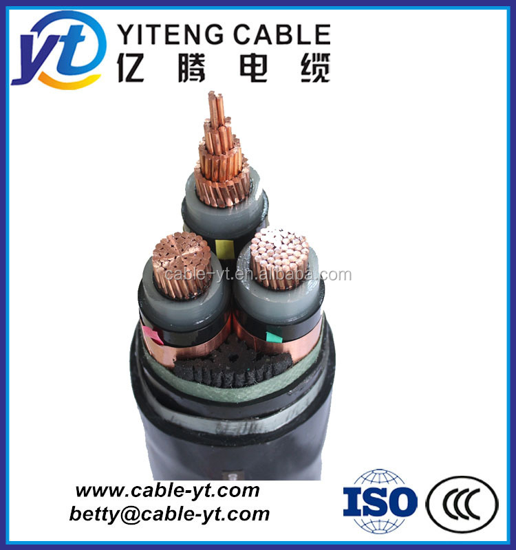 medium voltage cable moyenne 16 mm 25mm tension cable 35 mm moyenne tension power cable