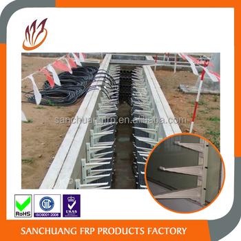 Smc Frp Grp Fiberglass Cable Support Brackets - Buy Frp Cable Support  Brackets,Grp Cable Support Brackets,Fiberglass Cable Support Brackets  Product on