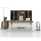 Customized office table desk workstation frame furniture