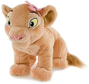 Disney Lion King Exclusive 11 Inch Deluxe Plush Figure Young Nala